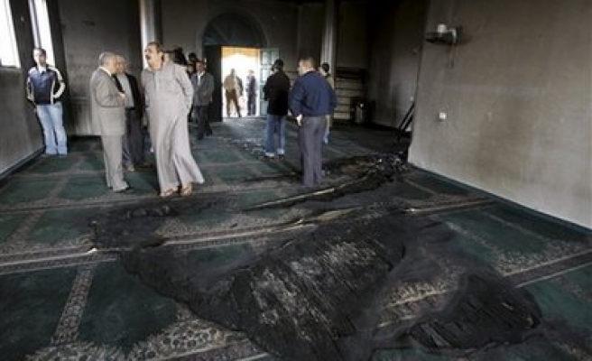 Israeli students arrested for Palestinian mosque arson
