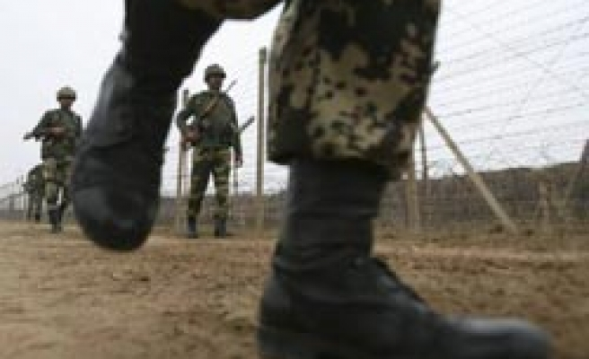 Pakistan protests India's border firing at Kashmir
