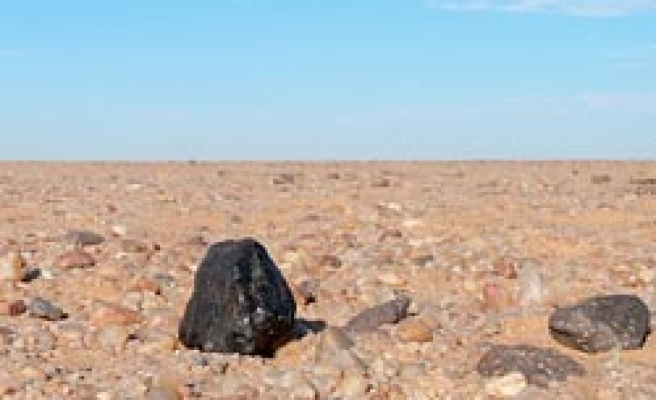Sudan arrests Europeans for stealing asteroid bids