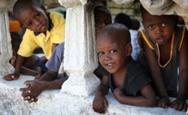 Turkey's IHH to take care of 700 Haitian orphans