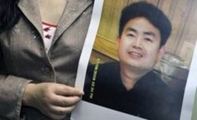China jails ex-Tiananmen student leader for 9 years