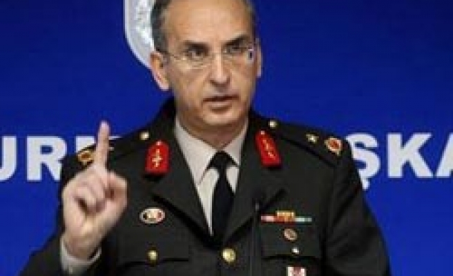 Turkish army official says military 'never carried out illegal acts'