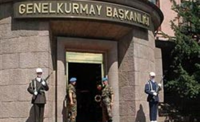 Turkish army says seriously probes 'information leaks'