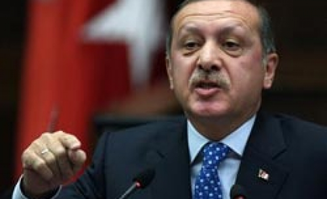 Turkey's PM Erdogan says not to bow to 'dirty games'