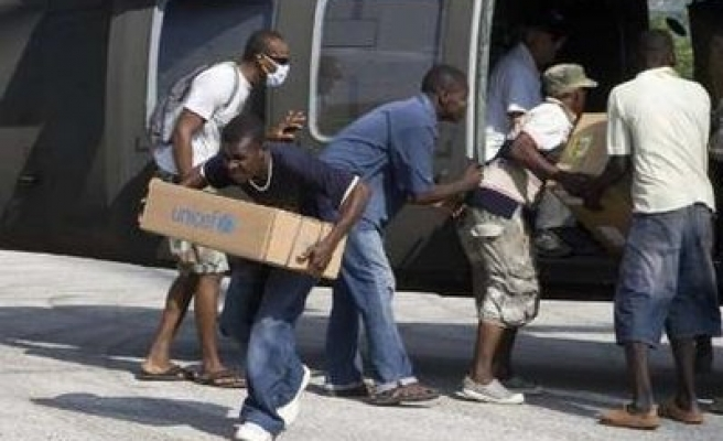 UN, US sign agreement on Haiti relief cooperation