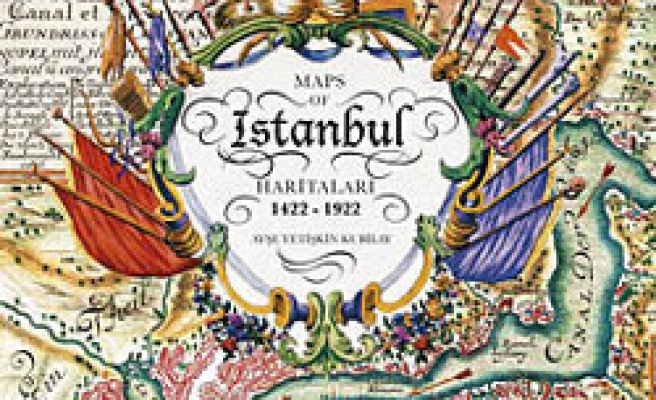 Turkish book on Istanbul '1422-1922' maps to join international fairs