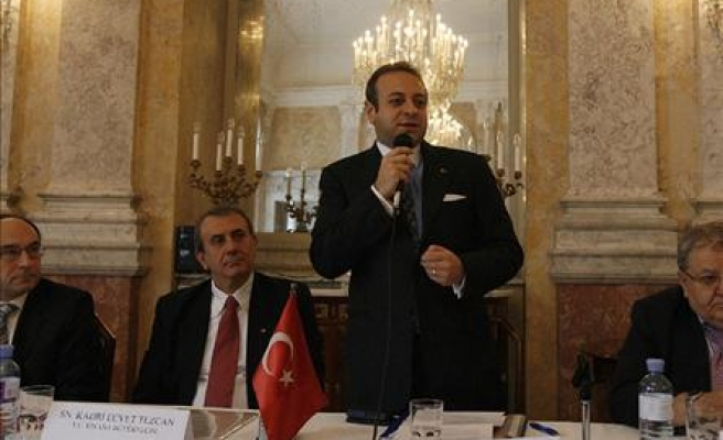 Turkey's Bagis invites Europe to 2010 culture capital Istanbul