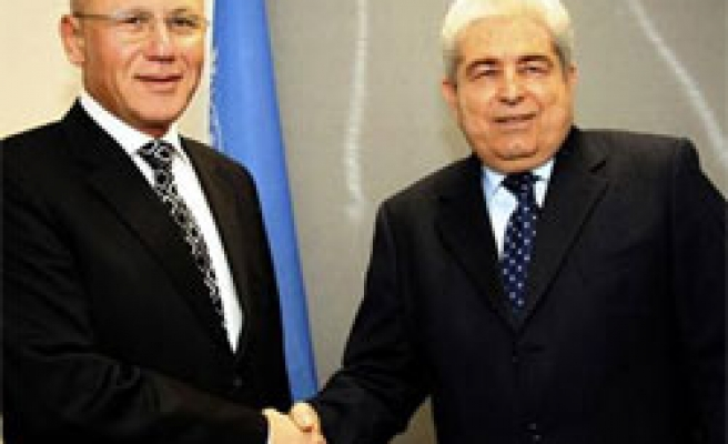Cyprus leaders start second round of intensified talks