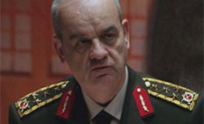 Turkey's top general talks for first time over alleged coup plot