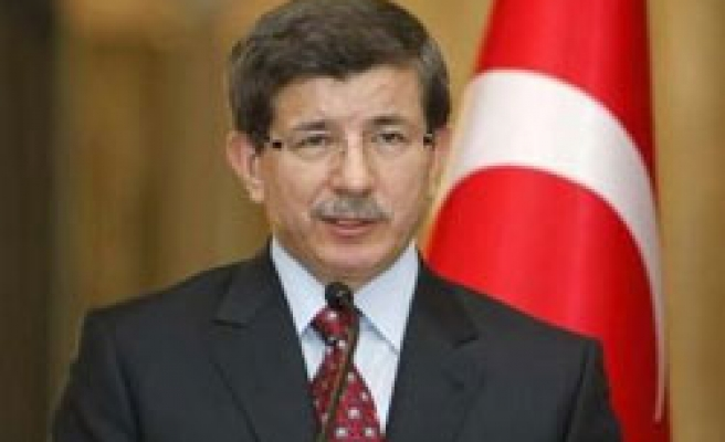 Turkey's FM in Germany for Munich Security Conference