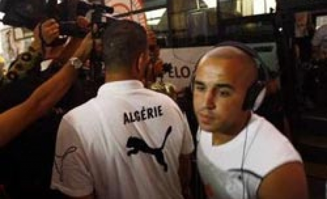 Egypt, Algeria renew rivalry at African Nations Cup