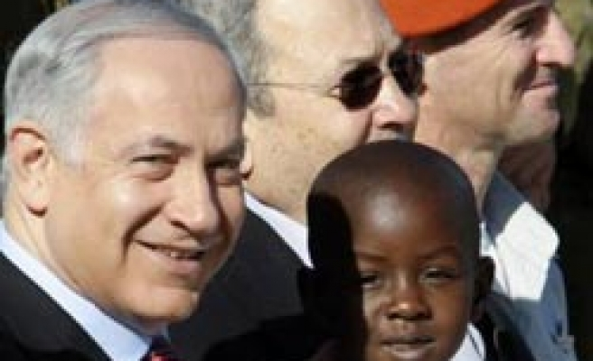 Israel expects 'clean image' with Haiti aid after deadly Gaza war