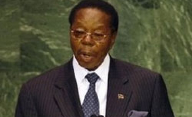 African Union names Malawi president as new president