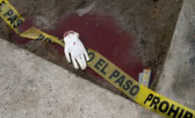 Deaths as gunmen storm Mexico school party