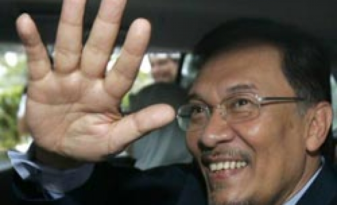 Malaysia's Anwar pleads not guilty at sodomy trial