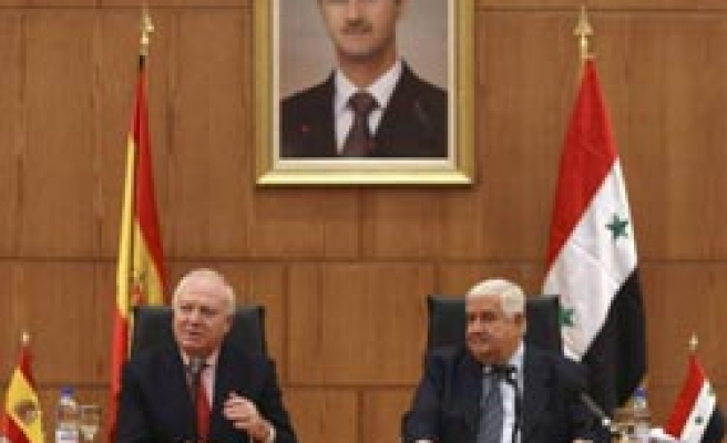 Syria says received US request for ambassador