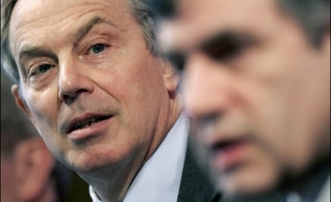 Blair tried to sack Brown: report