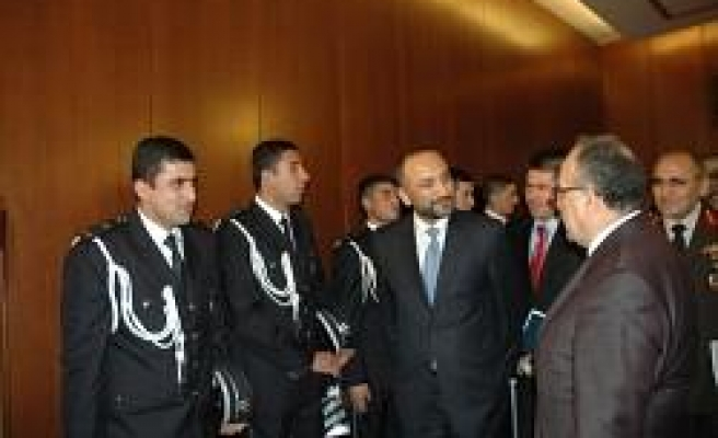 Turkey, Afghanistan discuss security, training of police