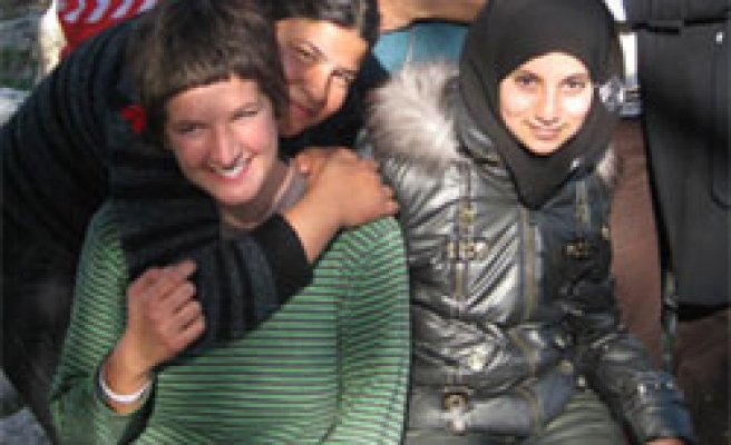 Israel arrests 2 foreign woman activists in West Bank raid