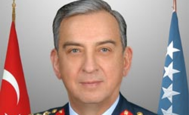 Croatian Air forces Commander in Turkey for meeting