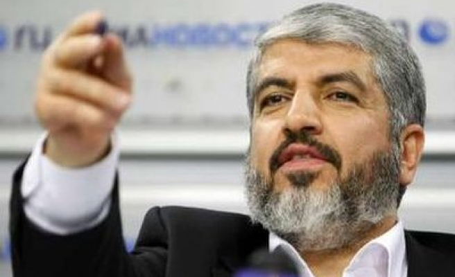 Meshaal: US pressures on Abbas for no-reconciliation with Hamas