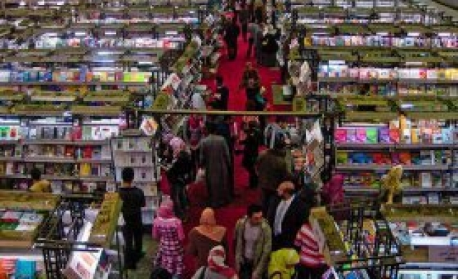 Cairo book fair attracting millions of Arab readers set to finish