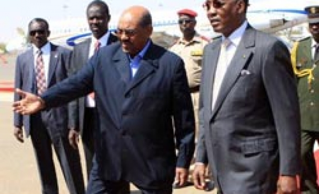 Sudan, Chad agree 'to turn page'