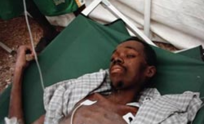 Man 'survived after 27 days' as Haiti death toll reaches 230,000