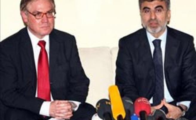 Minister says Turkey, Germany can cooperate on energy