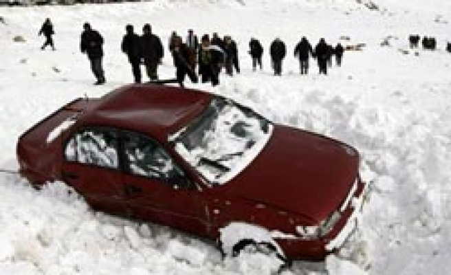 Turkey offers condolences to Afghan avalanche victims