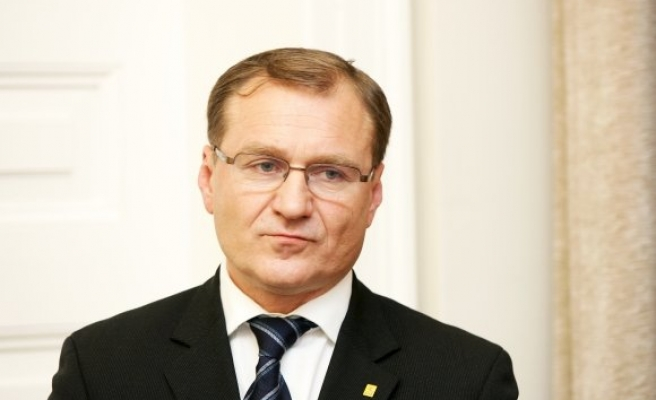 Lithuanian minister to resign over Bribery scandal