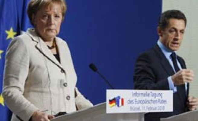 Germany's Merkel 'against bailout for Greece'