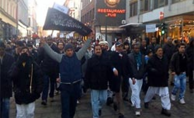 Thousands in Norway call for respect to Muslims over insult / PHOTO