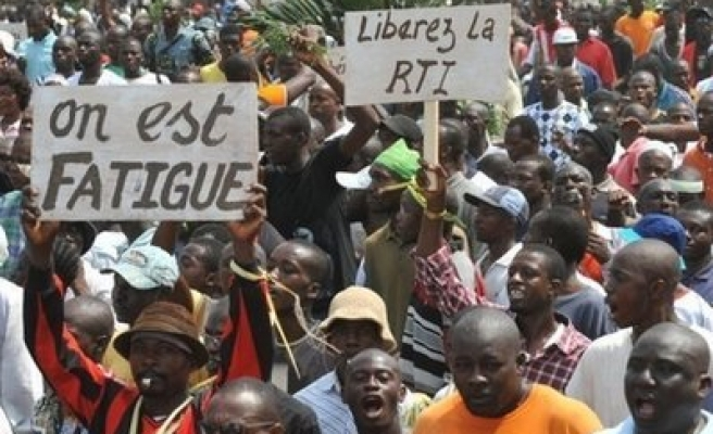Ivory Coast oppopsition calls for mass rally