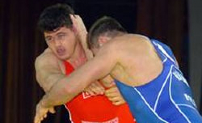 Turkey, Iran to compete for Wrestling World Cup