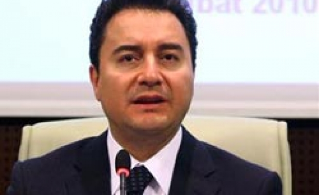 Babacan says IMF not credibility factor for Turkey anymore