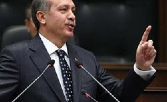 Turkey's PM calls for 'constructive role' over Cyprus issue
