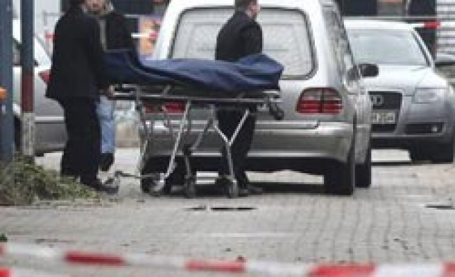 One person killed in German school attack