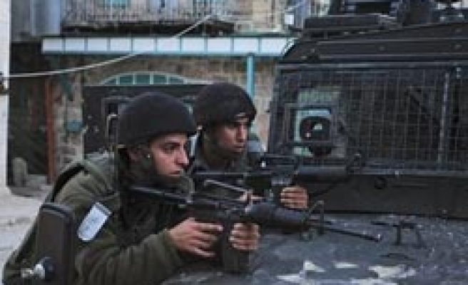 Israeli troops shot two Palestinians in occupied West Bank