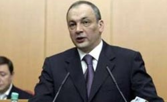 Pro-Russian Magomedov takes oath of office as Dagestan leader