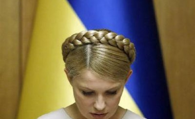 Tymoshenko says no agreement on any Ukraine coalition