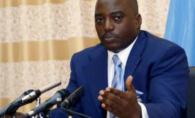 US envoy says Congo's Kabila to step aside in 2016