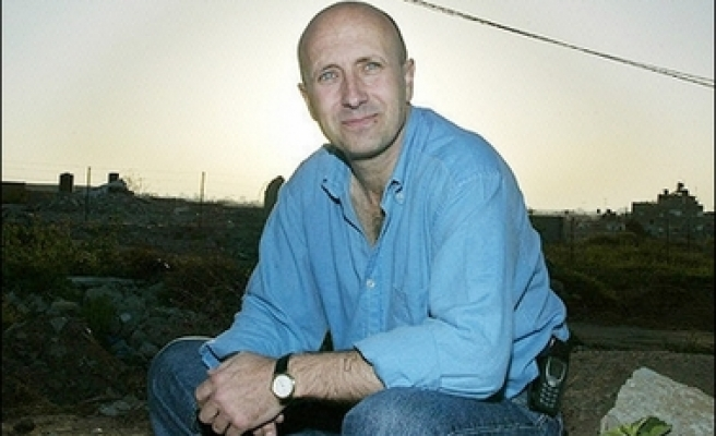Hamas: all options open to free BBC reporter in Gaza