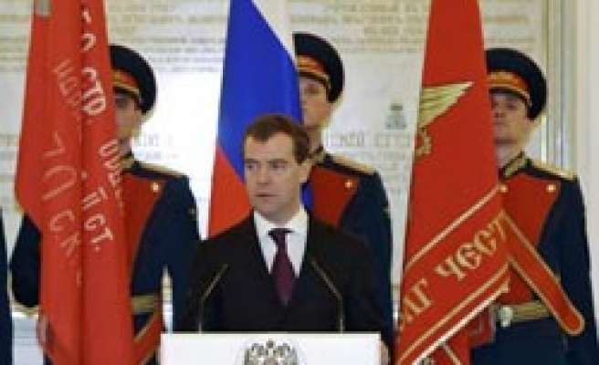 Russia disturbed by NATO's endless expansion
