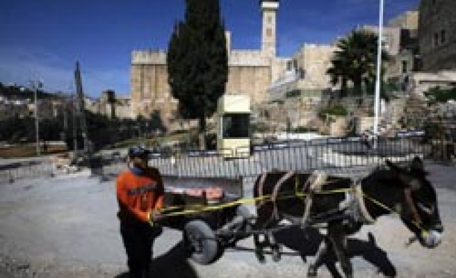 Turkey says concerned by Israel's plans to annex Islamic heritage