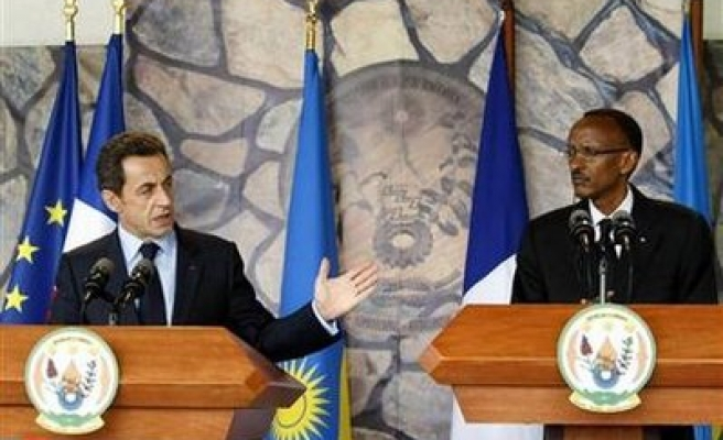 Sarkozy confesses France's errors of Rwanda jugdement