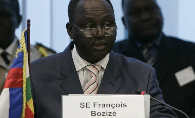 Central African Republic to hold vote on April 25