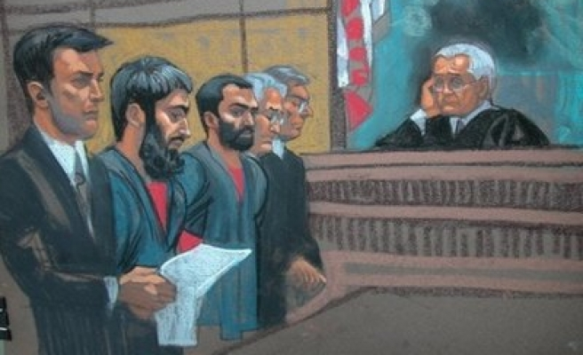 Two youngs plead not guilty in New York bomb plot