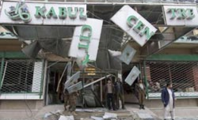 Deadly blasts strike central Kabul in Afghanistan