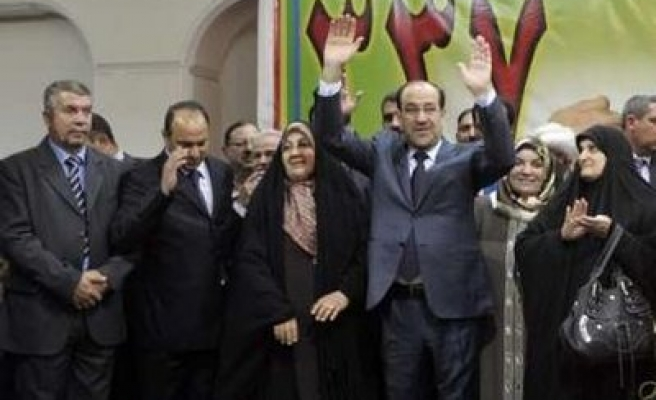 Maliki tells to Iraqi 'We are all brothers' in poll campaign